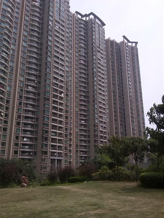 瑞虹新城二期小区照片4
