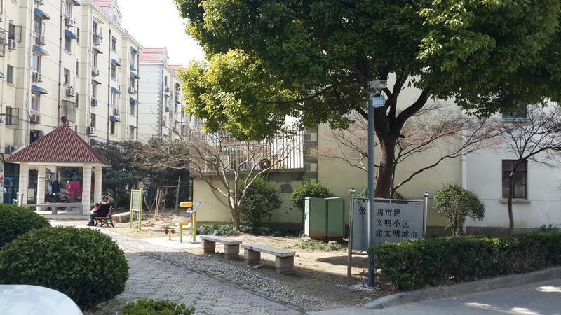 金杨新村九街坊小区照片3
