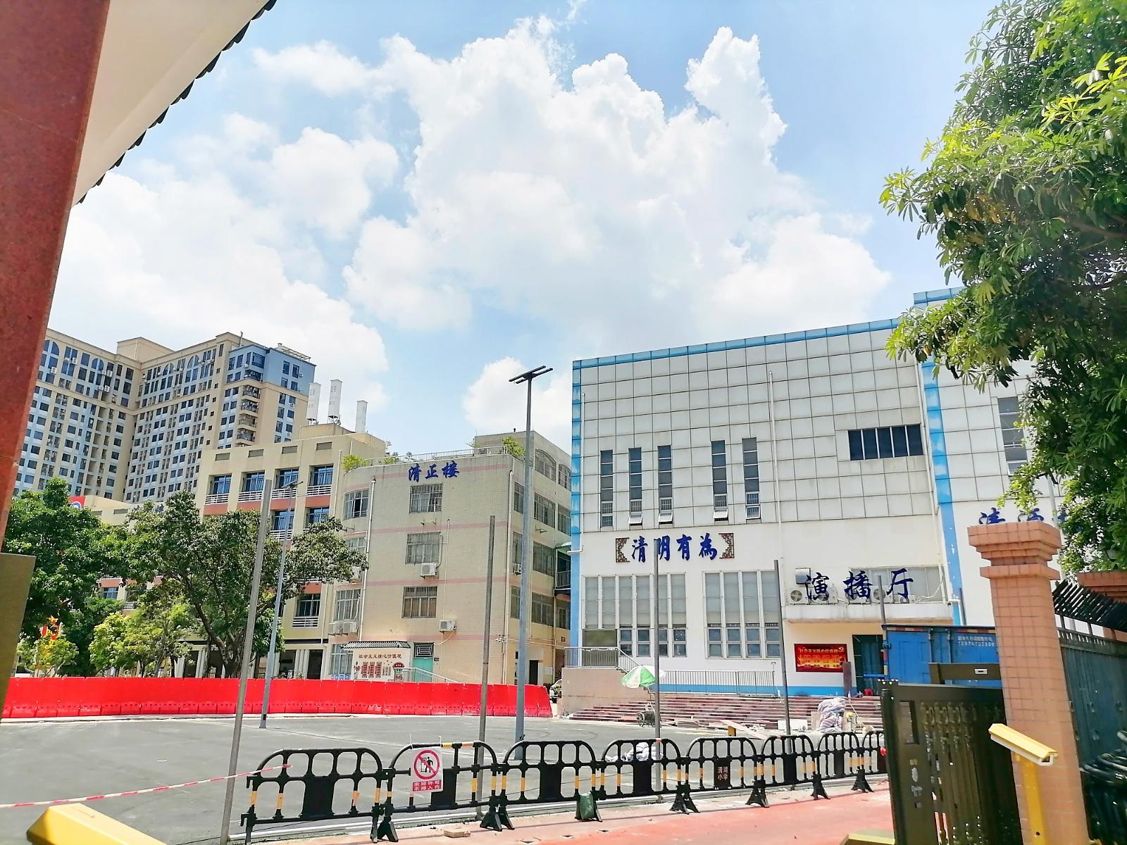 深圳市龙华清湖小学18