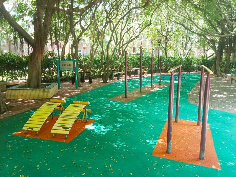阳光棕榈园三期小区照片7