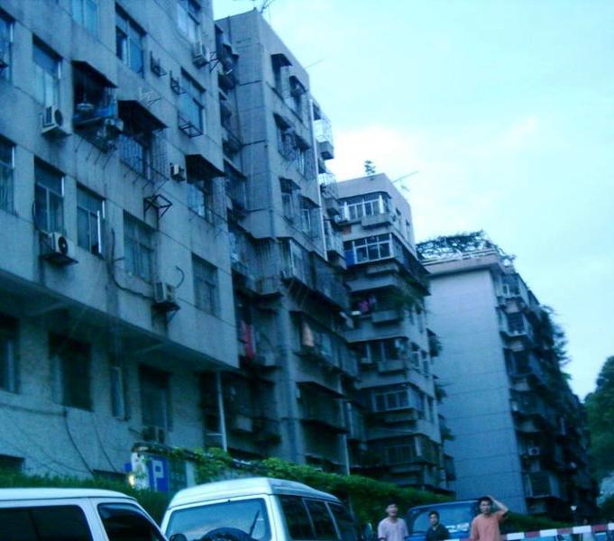 中南公司宿舍小区照片1