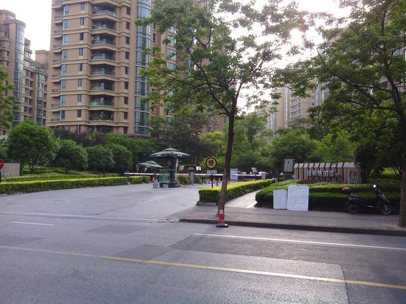 上海绿城小区照片9