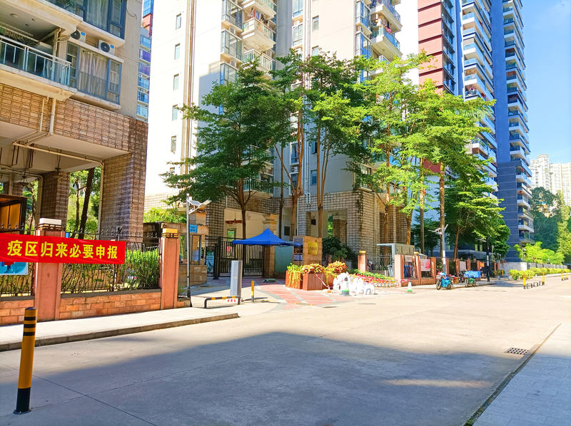 滨福庭园小区照片6