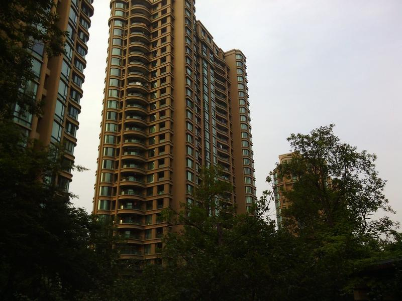 上海绿城小区照片3
