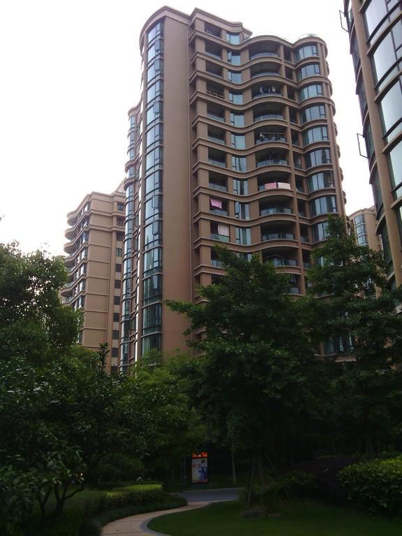 上海绿城小区照片11