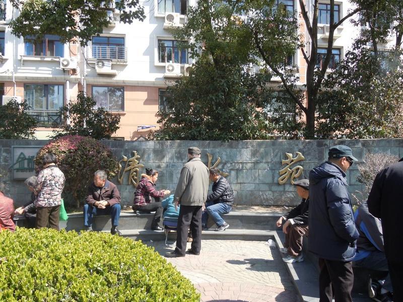 金桥湾清水苑一期小区照片8
