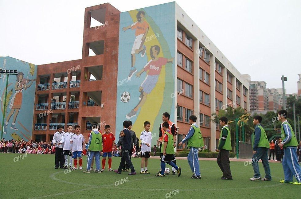 深圳市福田区梅园小学4