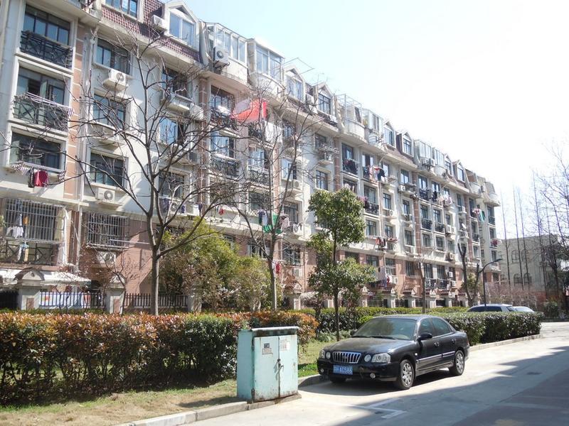 金桥湾清水苑一期小区照片10