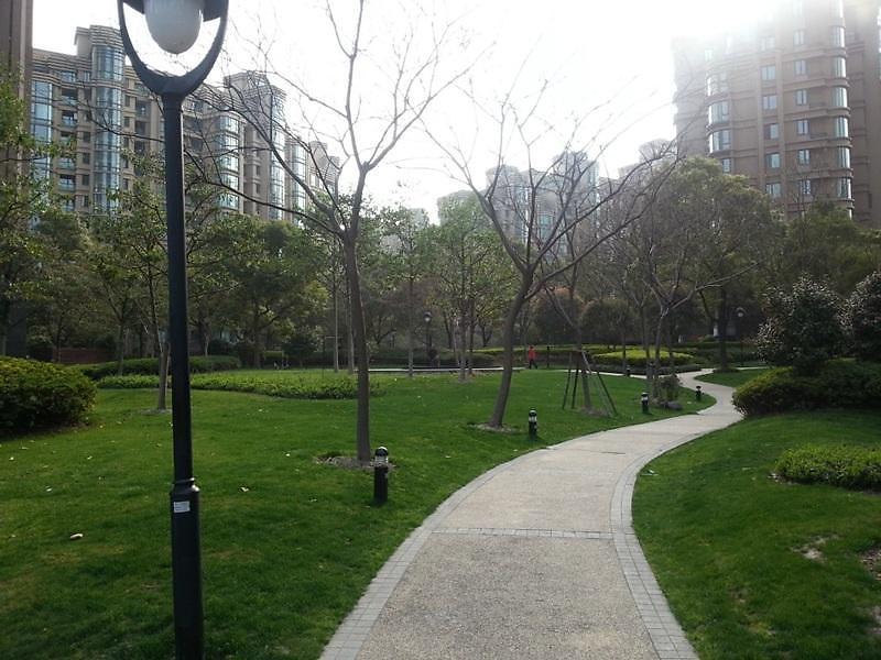 上海绿城小区照片14