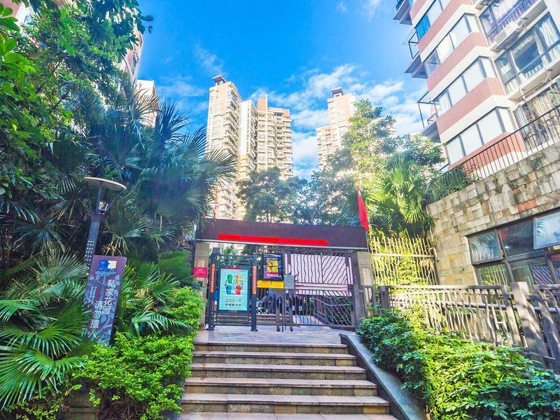 中海阳光玫瑰园小区照片13