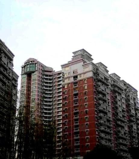 华敏世纪广场小区照片6