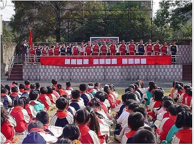 上海市宝山区新民实验学校(小学部)3