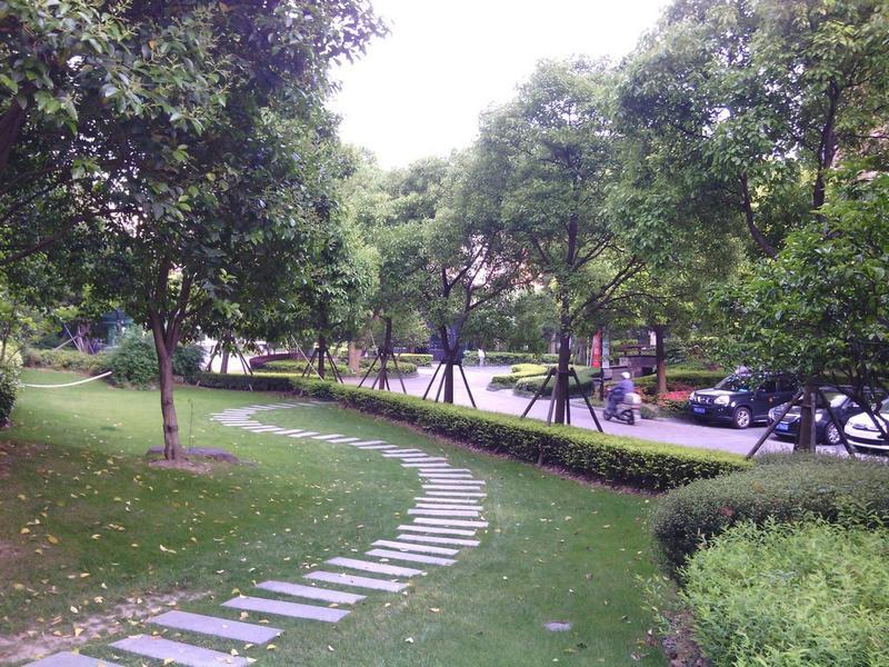 上海绿城小区照片7