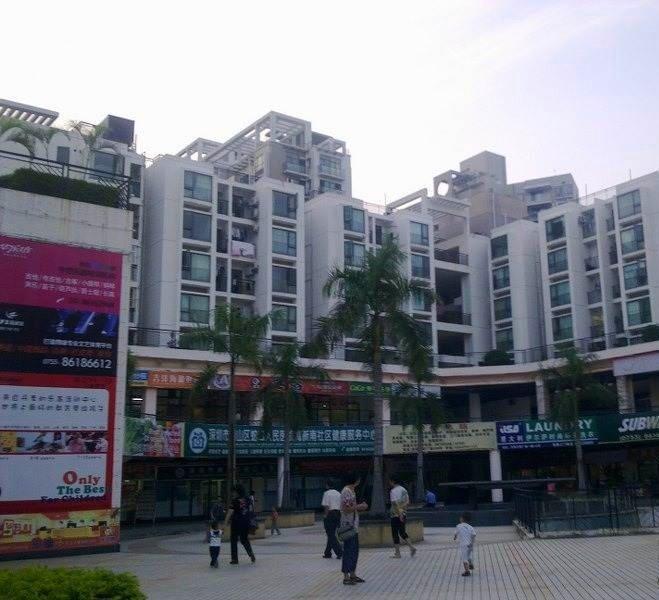 滨福广场小区照片2