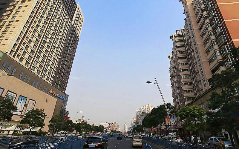 上海周浦万达广场小区照片3