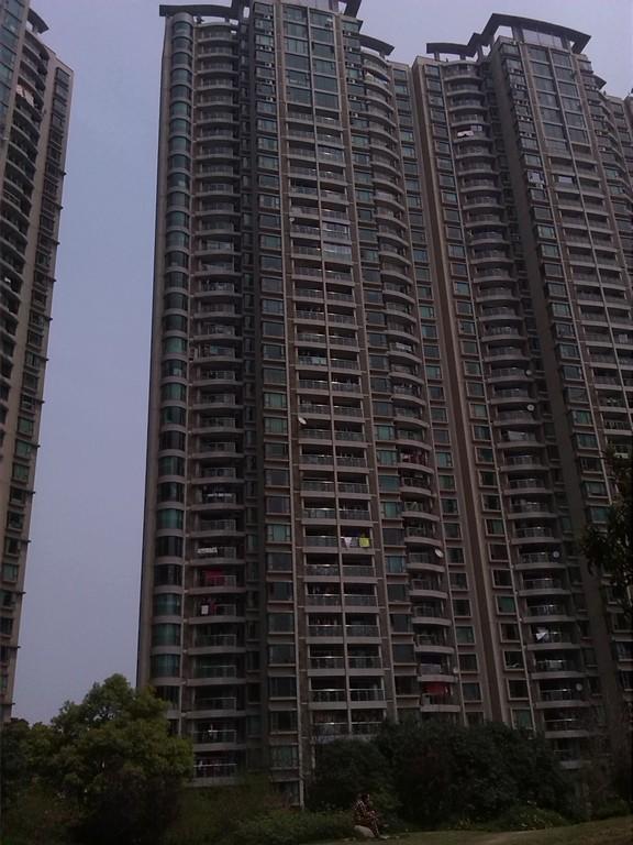 瑞虹新城二期小区照片9