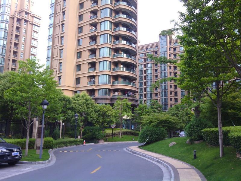 上海绿城小区照片2