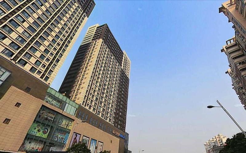 上海周浦万达广场小区照片4