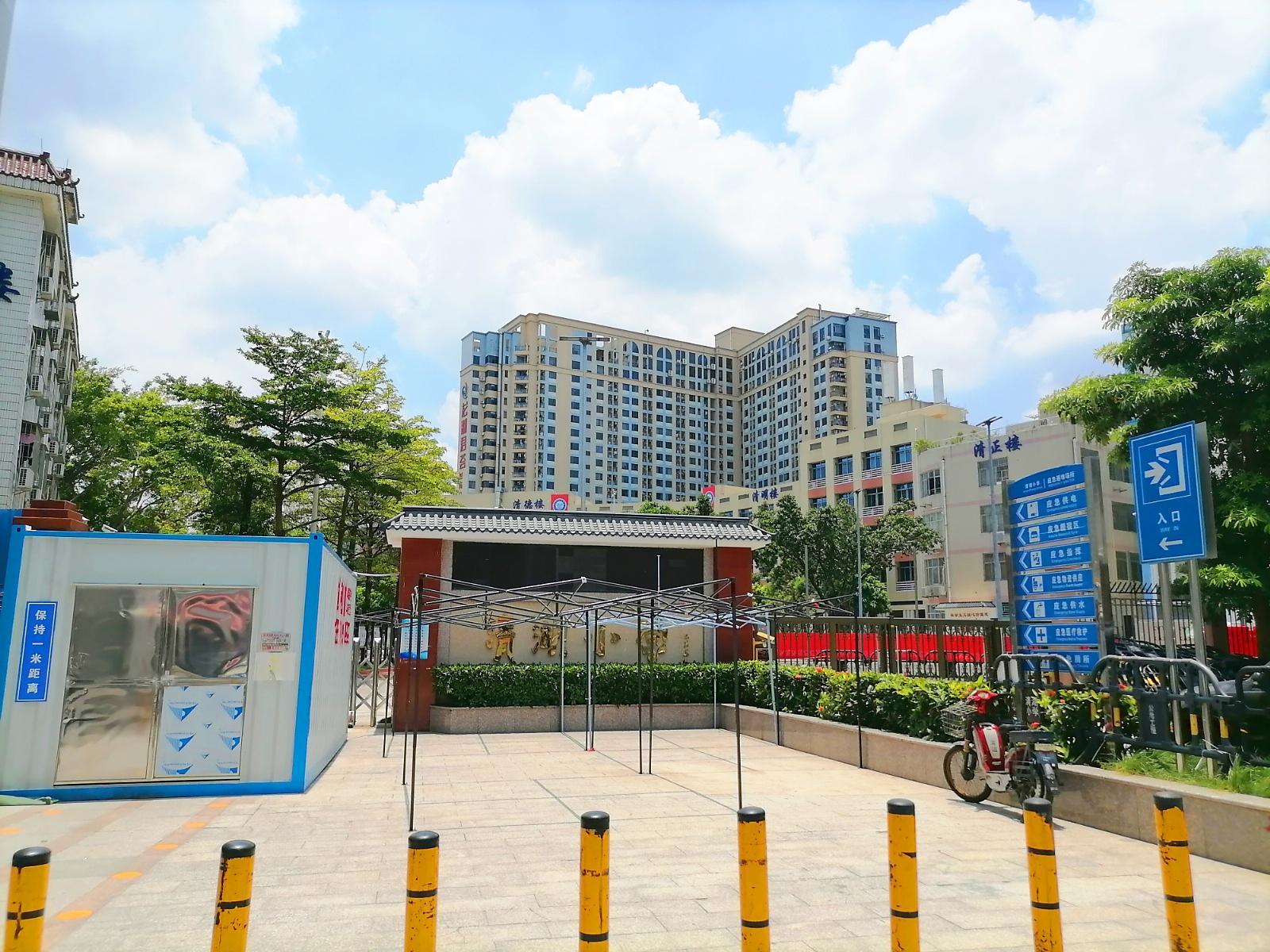 深圳市龙华清湖小学4