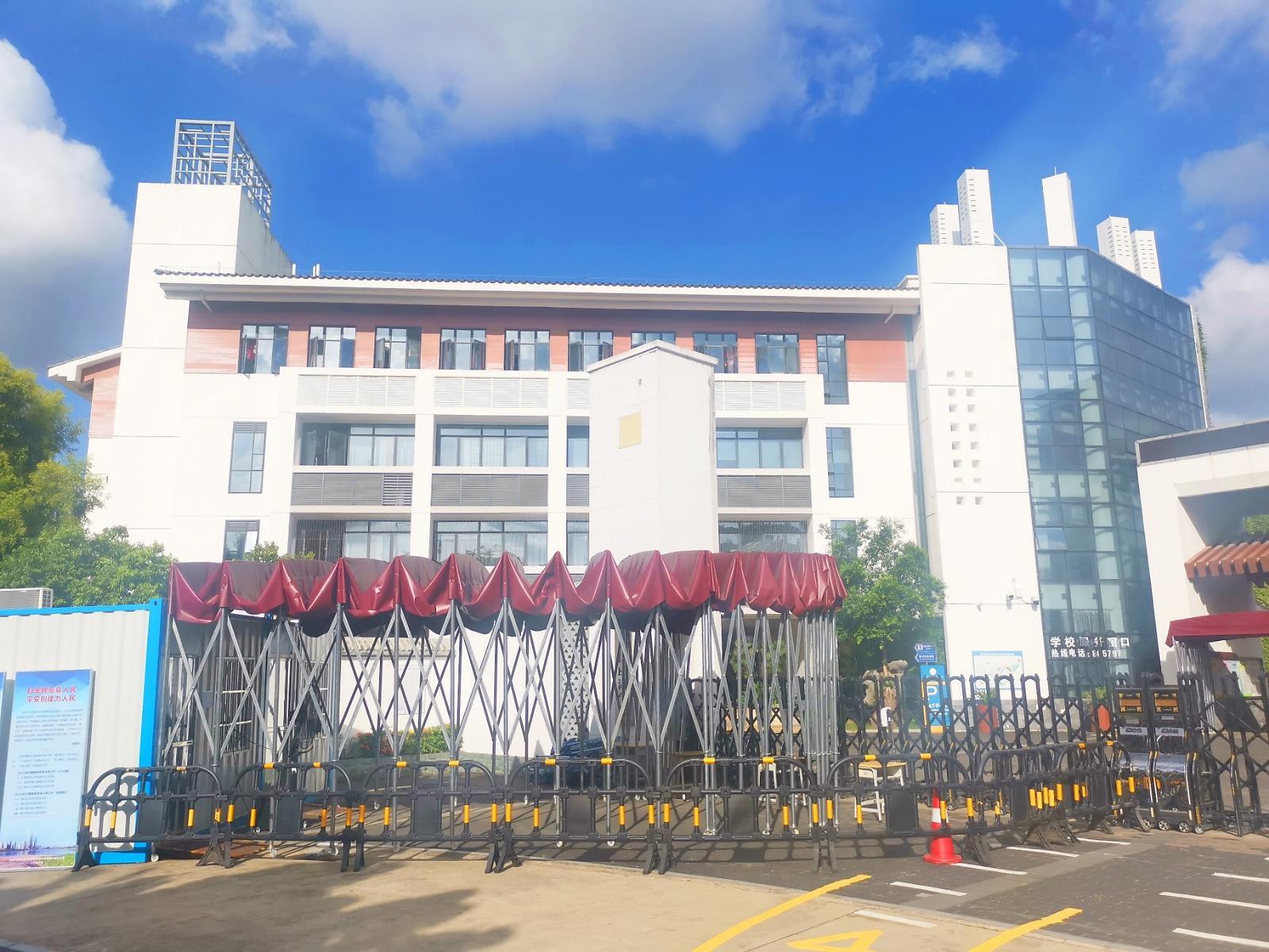 深圳大学城丽湖实验学校(初中部)11